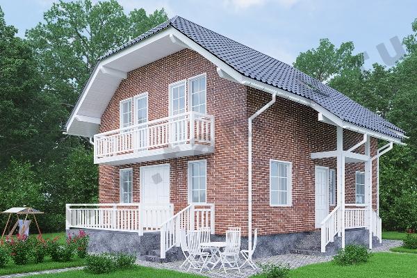 Шесть причин построить каркасный дом