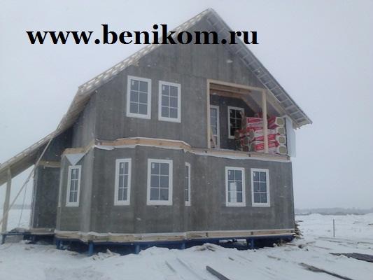 реальный Проект дома ПД-44