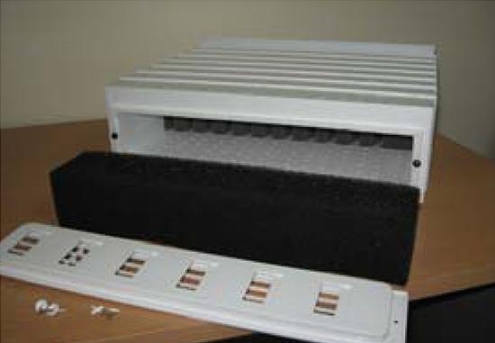 стеновые вентиляционные клапаны СВК В 75 м