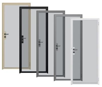 Дверные полотна серии Estet