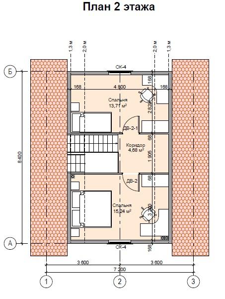 план2 ПД143 2 этаж