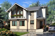Проект дома Каринтия ПД-301-1-112