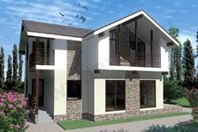 Проект дома Каринтия ПД-302-1-112