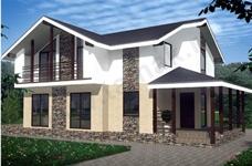 Проект дома Каринтия ПД-304-1-112